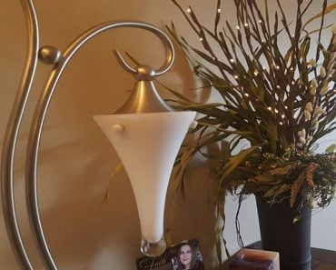 How To Easily Create A Lighted Branch Arrangement