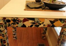 Handmade Ceramic Table Featured