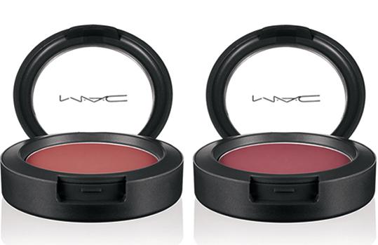 MAC creme blush