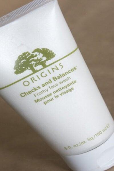 ORIGINS Checks and Balances Frothy Face Wash