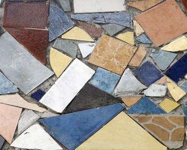Spice Up Your Kitchen With Mosaic Tiles You Can Make Yourself!
