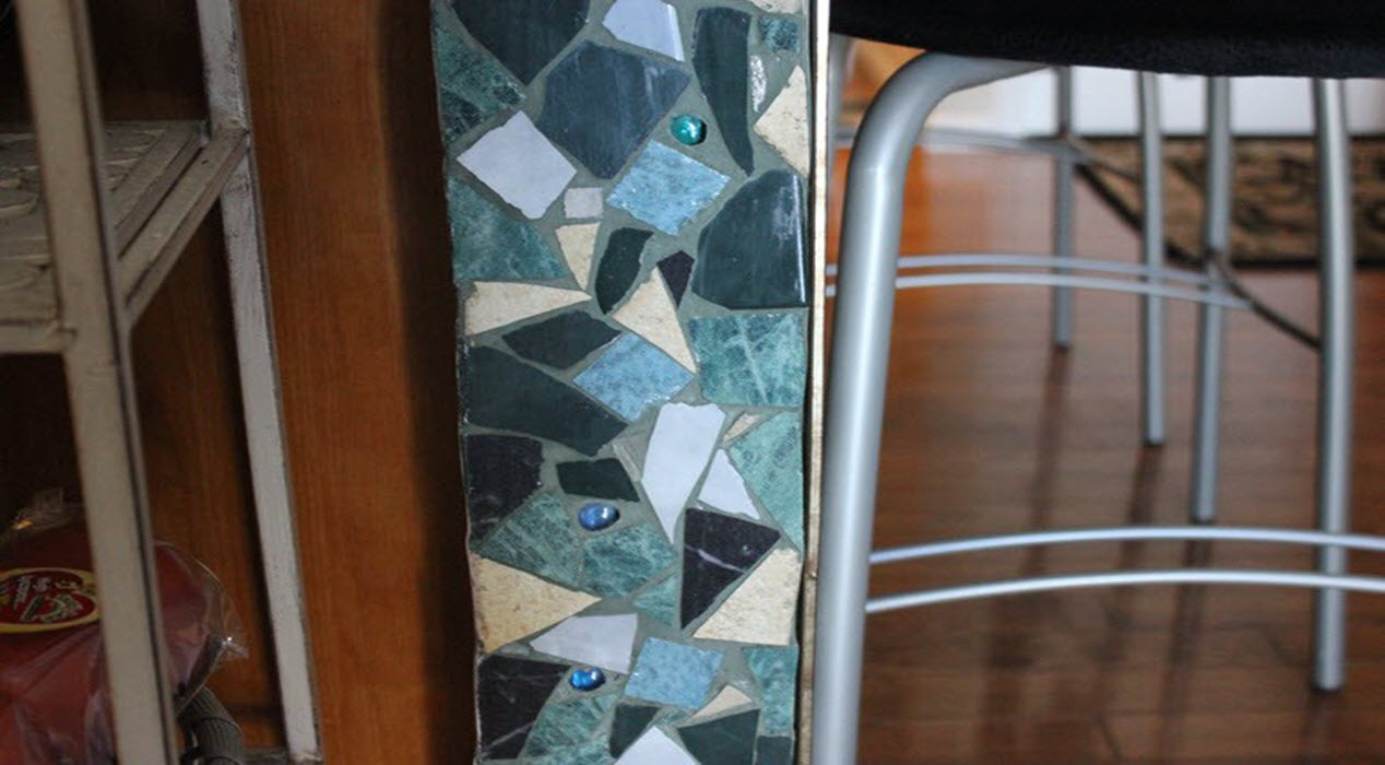 tile mosaic work