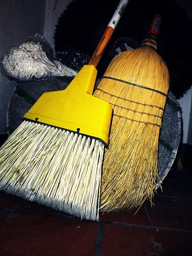 brooms photo