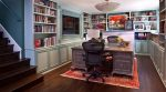 Transform Your Home Office With Built-In Cabinets