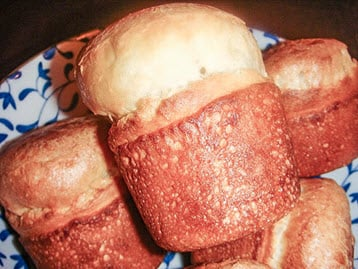 OMG Popovers and Strawberry Butter – A Piece of Heaven in Your Mouth