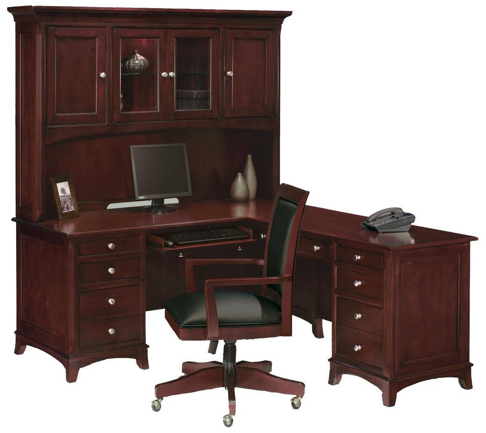 Transform Your Home Office With Built In Cabinets