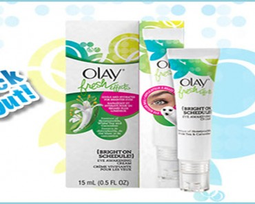 Olay Bright On Schedule! Eye Awakening Cream