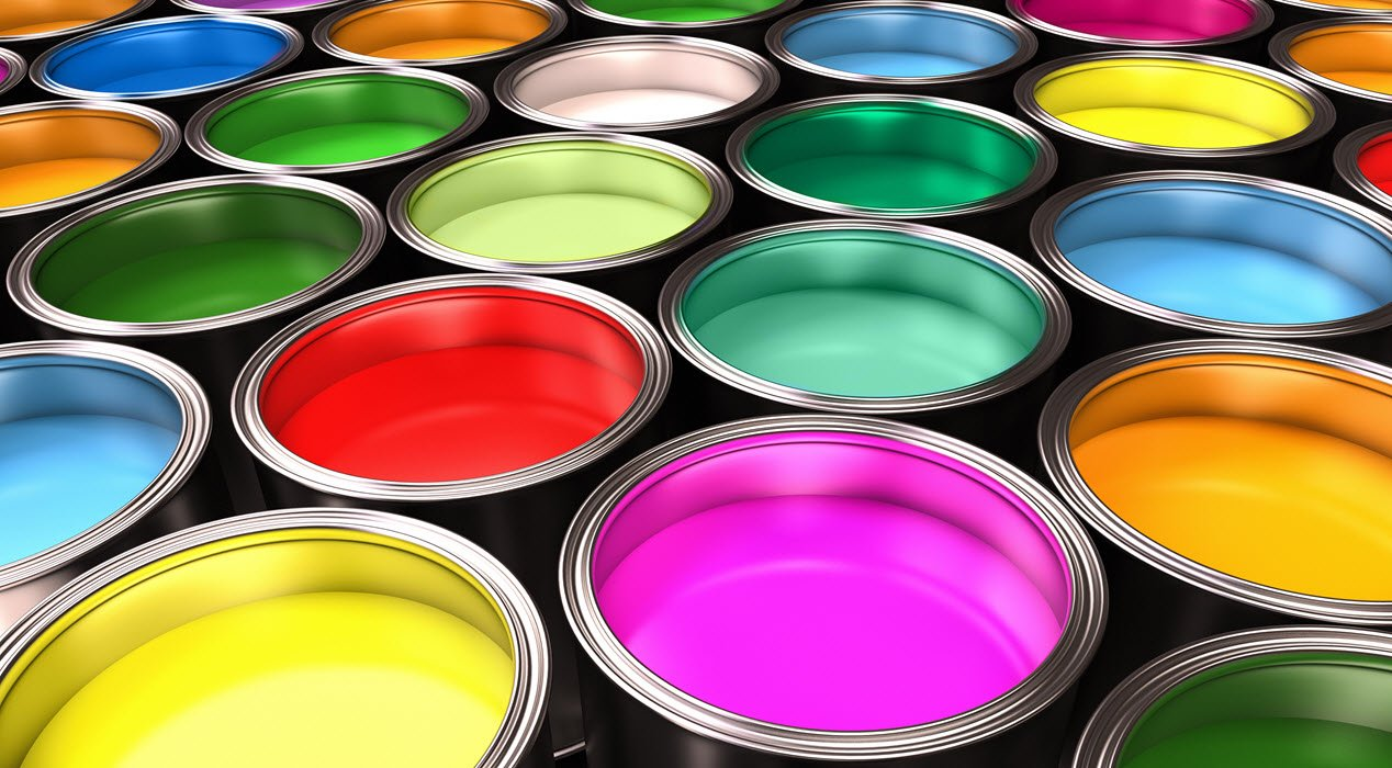 Most Popular Paint Colors
