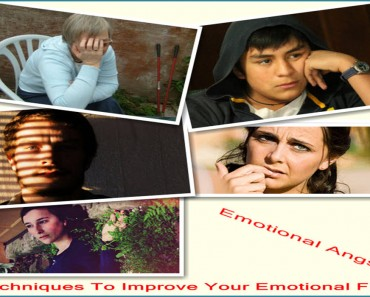 Five Techniques To Improve Your Emotional Freedom!