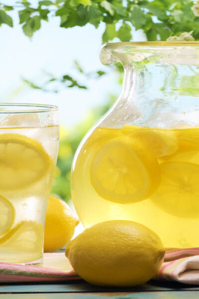 Homemade Lemonade - Sassy Townhouse Living