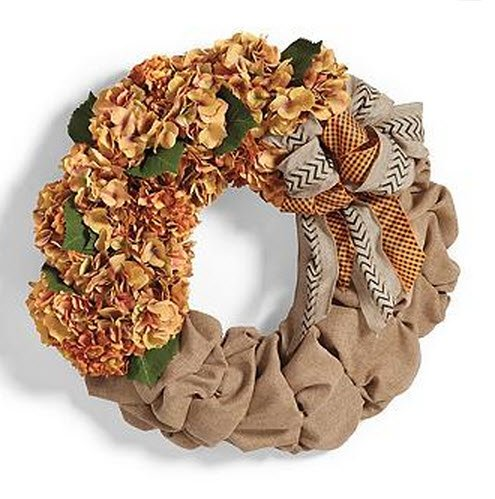 Linley Harvest Wreath