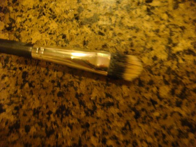 Clean Brush CloseUp