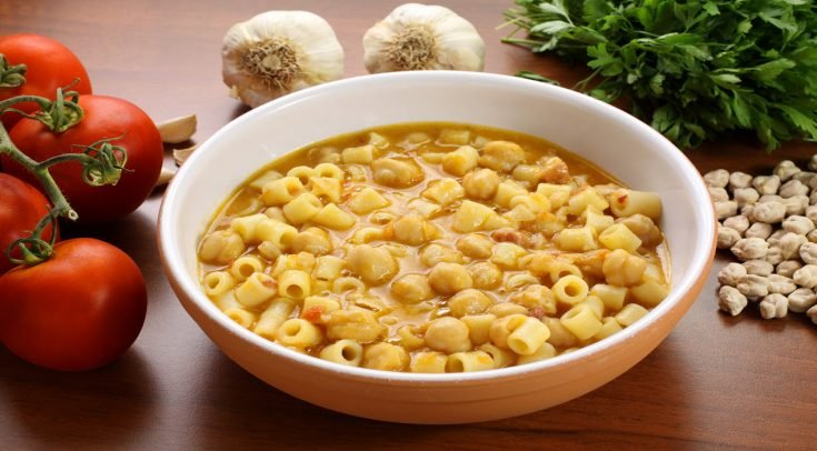 Pasta Fagioli Recipe – A Thicker Creamier Version!