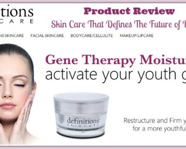 Definitions Skin Care - Products That Define The Future of Beauty