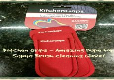Amazing Inexpensive Dupe for Sigma Brush Cleaning Glove!