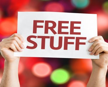Freebies And My Top 10 Places To Get Them
