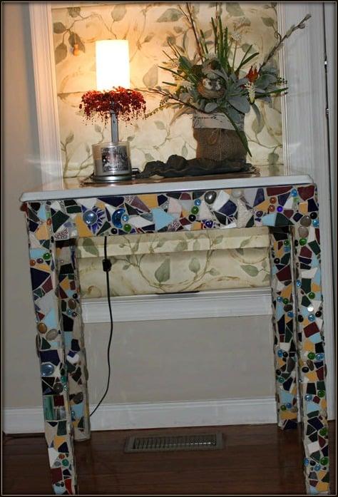 Ceramic Table Decor