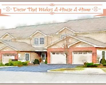 Decor That Makes A House A Home