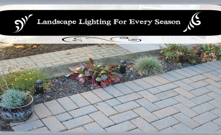 Landscape Lighting For Every Season