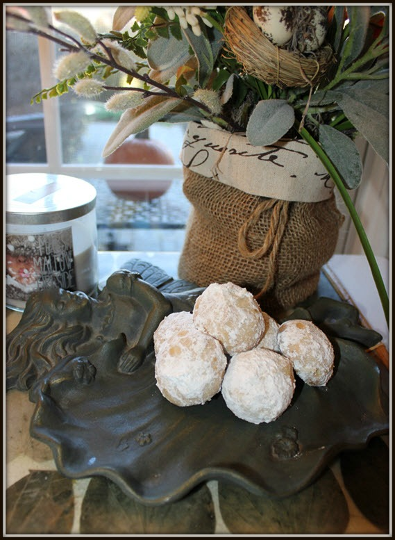 Russian Tea Cookies Recipe