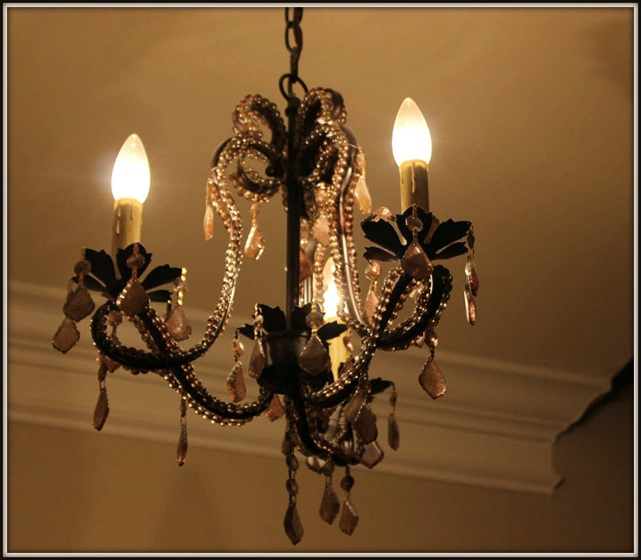 Small Foyer chandelier