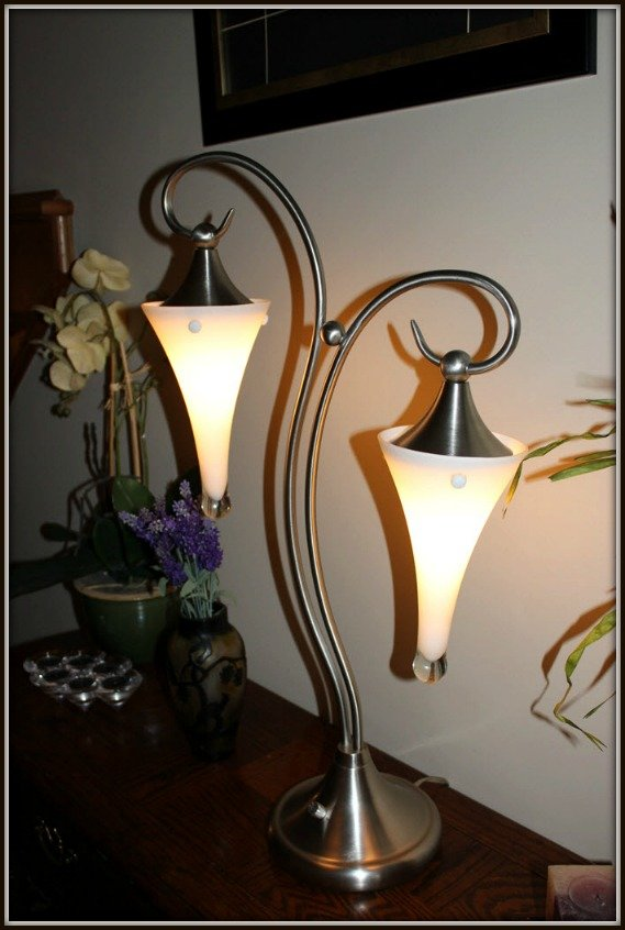 Foyer Table Lamp