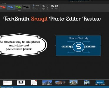TechSmith Snagit Photo Editor Is Simply The Best!