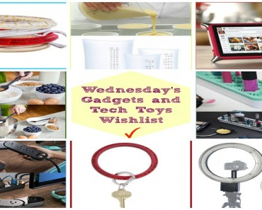 Wednesday's Gadgets and Tech Toys Wishlist - Sassy Townhouse Living