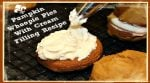 Pumpkin Whoopie Pies With Cream Filling Recipe