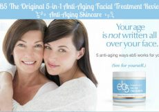 EB5 The Original 5-in-1 Anti-Aging Facial Treatment Review