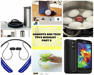 Gadgets and Tech Toys Wishlist – Part 6 - Sassy Townhouse Living