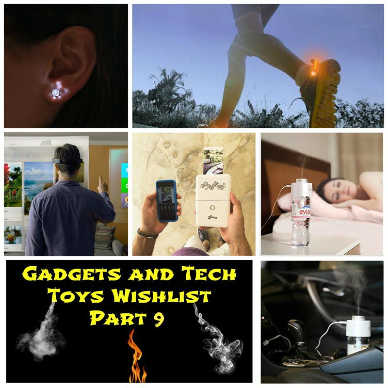 Gadgets and Tech Toys Wishlist Part 9- Sassy Townhouse Living