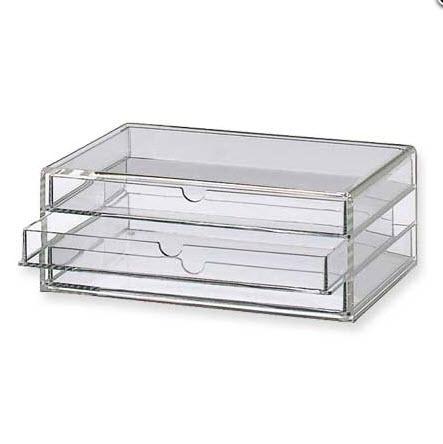 Muji Acrylic Case 3 Drawers