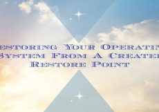 Restoring Your Operating System From A Created Restore Point - Sassy Townhouse Living