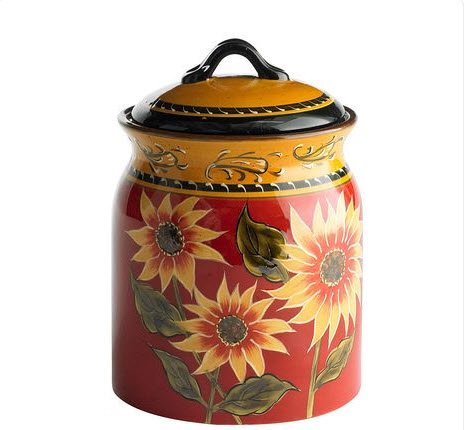 Using Decorative Canisters Can Perk Up Your Kitchen