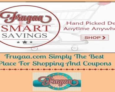 Frugaa.com Simply The Best Place For Shopping And Coupons - Sassy Townhouse Living
