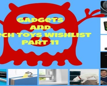 Gadgets and Tech Toys Wishlist Part 11 - Sassy Townhouse Living