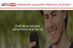LastPass Password Manager Premium GIVEAWAY