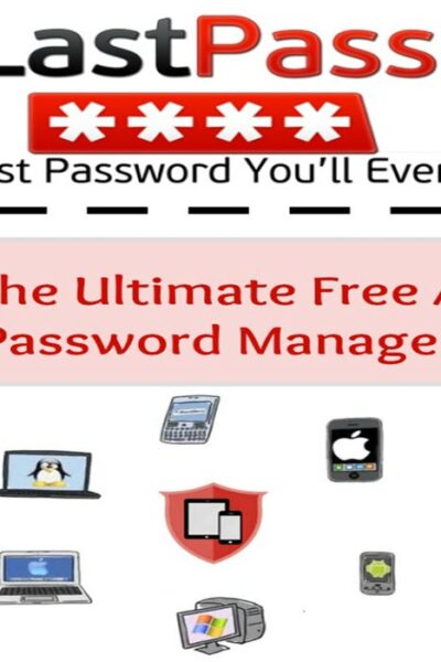 LastPass The Ultimate Free Application For Password Management- Sassy Townhouse Living