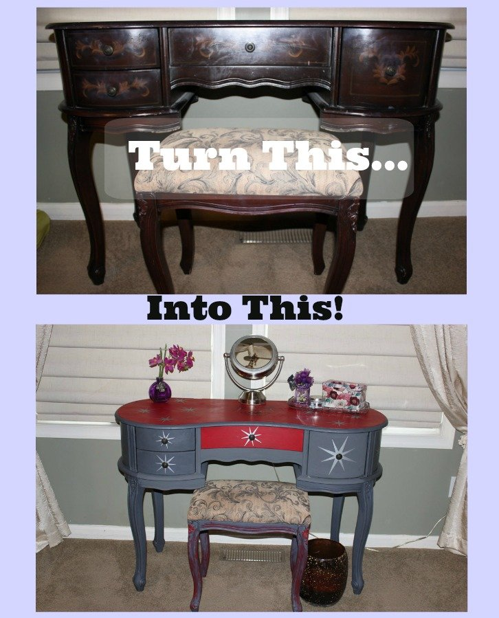 vanity refinishing chalk paints