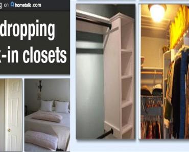 HomeTalk Stunning Walk-In Closets