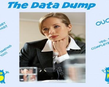 The Data Dump - Sassy Townhouse Living