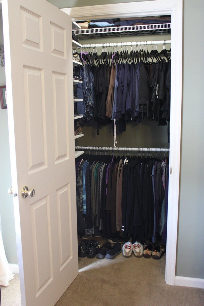 Stunning Walk-In Closets