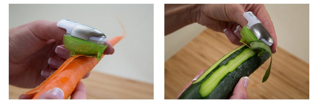 Chef's Thumb Peeler