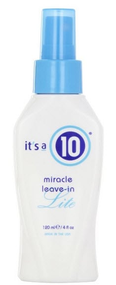 Its A 10 Miracle Leave In Lite