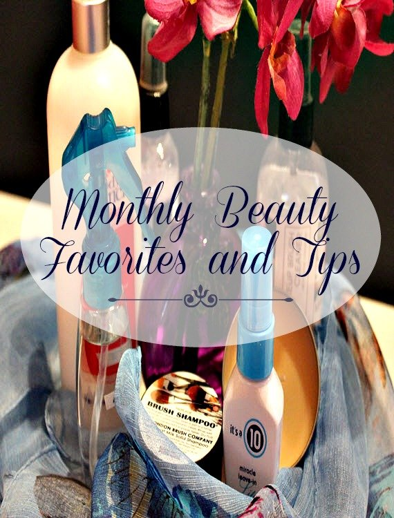 Monthly Favorites and Tips! - Sassy Townhouse Living