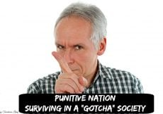 Punitive Nation - Surviving In A Gotcha Society - Sassy Townhouse Living