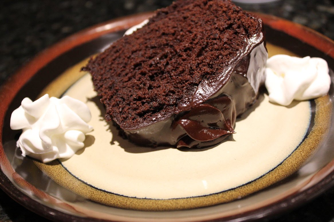 The Best Chocolate Cake You'll Ever Have Recipe