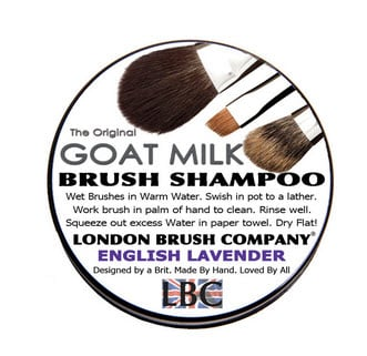 the london brush company brush shampoo