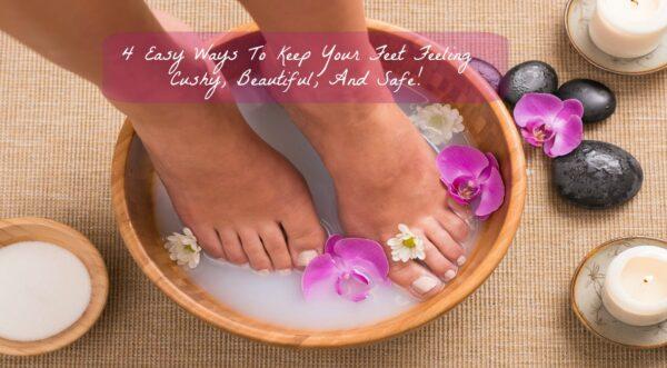 Ванночки для ног в домашних условиях при грибке